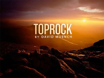 Toprock by David Muench